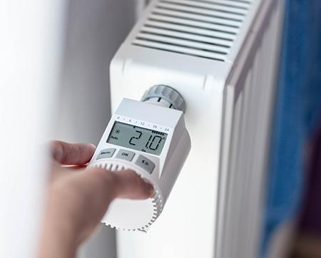 Installation de chauffage électrique à Landrecies