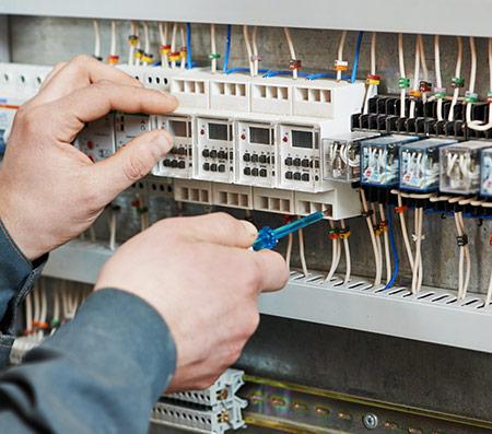 Installation électrique à Landrecies