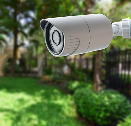 Installation de système de vidéo-surveillance à Landrecies