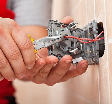 Rénovation électrique à Landrecies